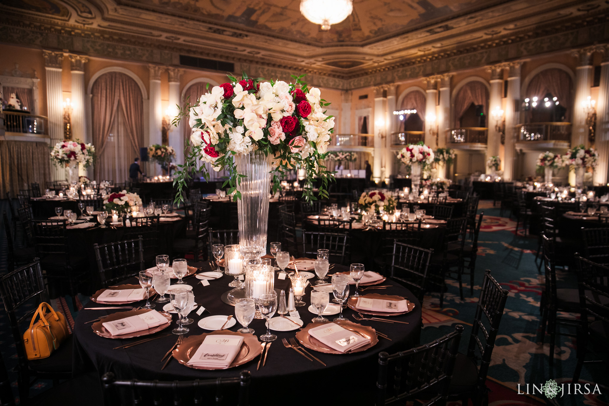18 millennium biltmore hotel los angeles wedding photography