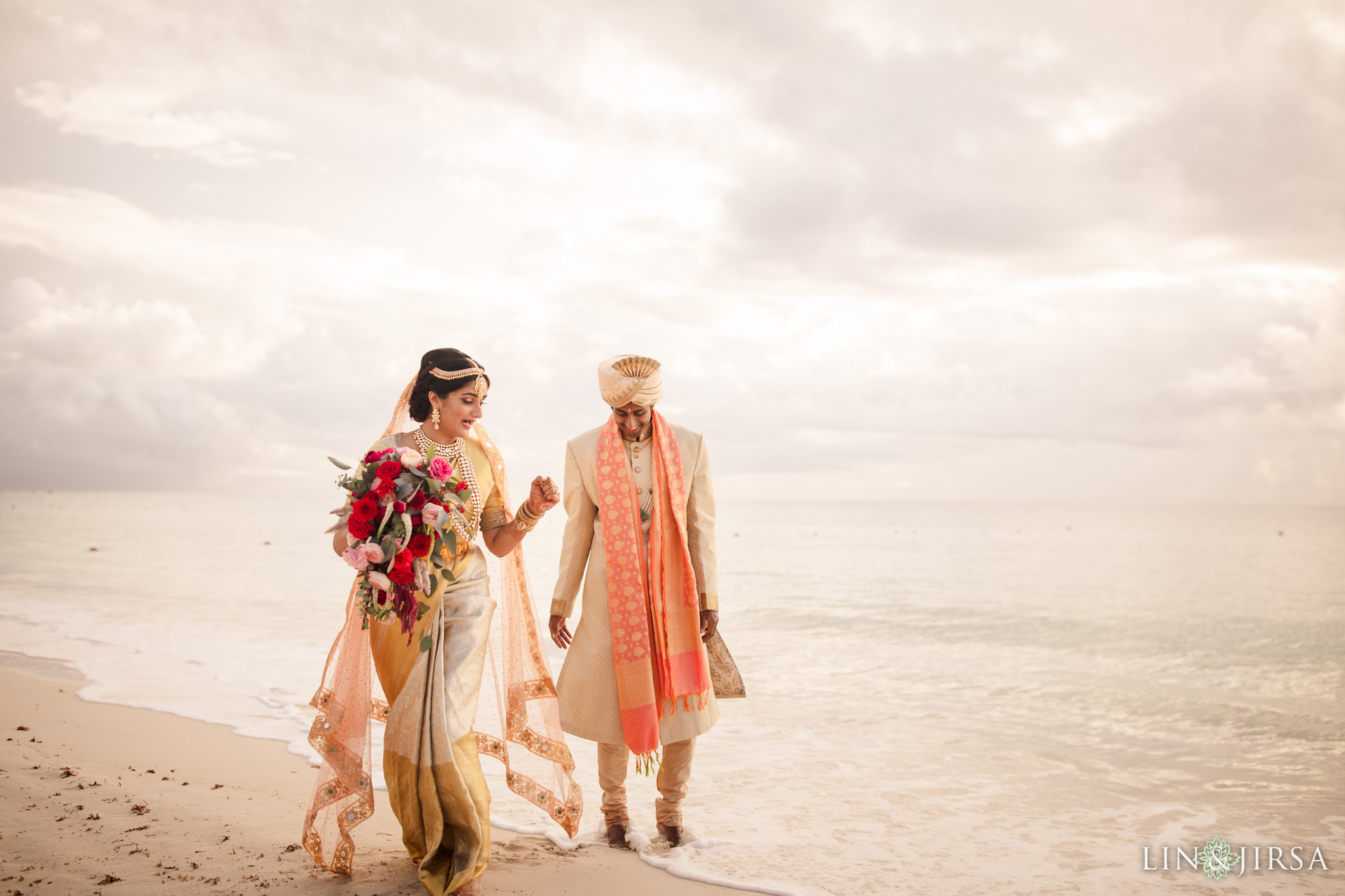 24 Grand Hyatt Playa del Carmen Cancun Mexico Indian Wedding Photography