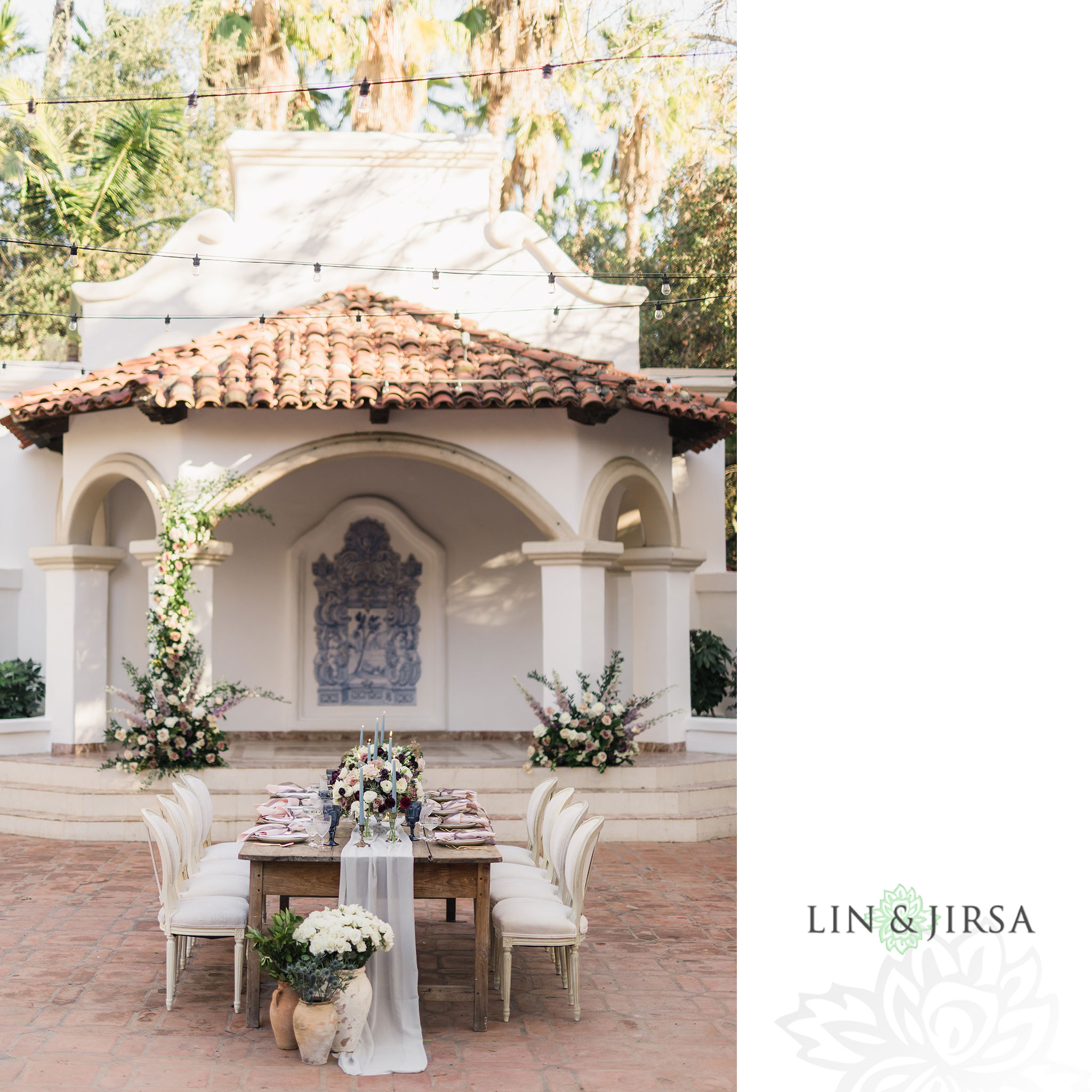 24 Rancho Las Lomas Stylized Wedding Photography