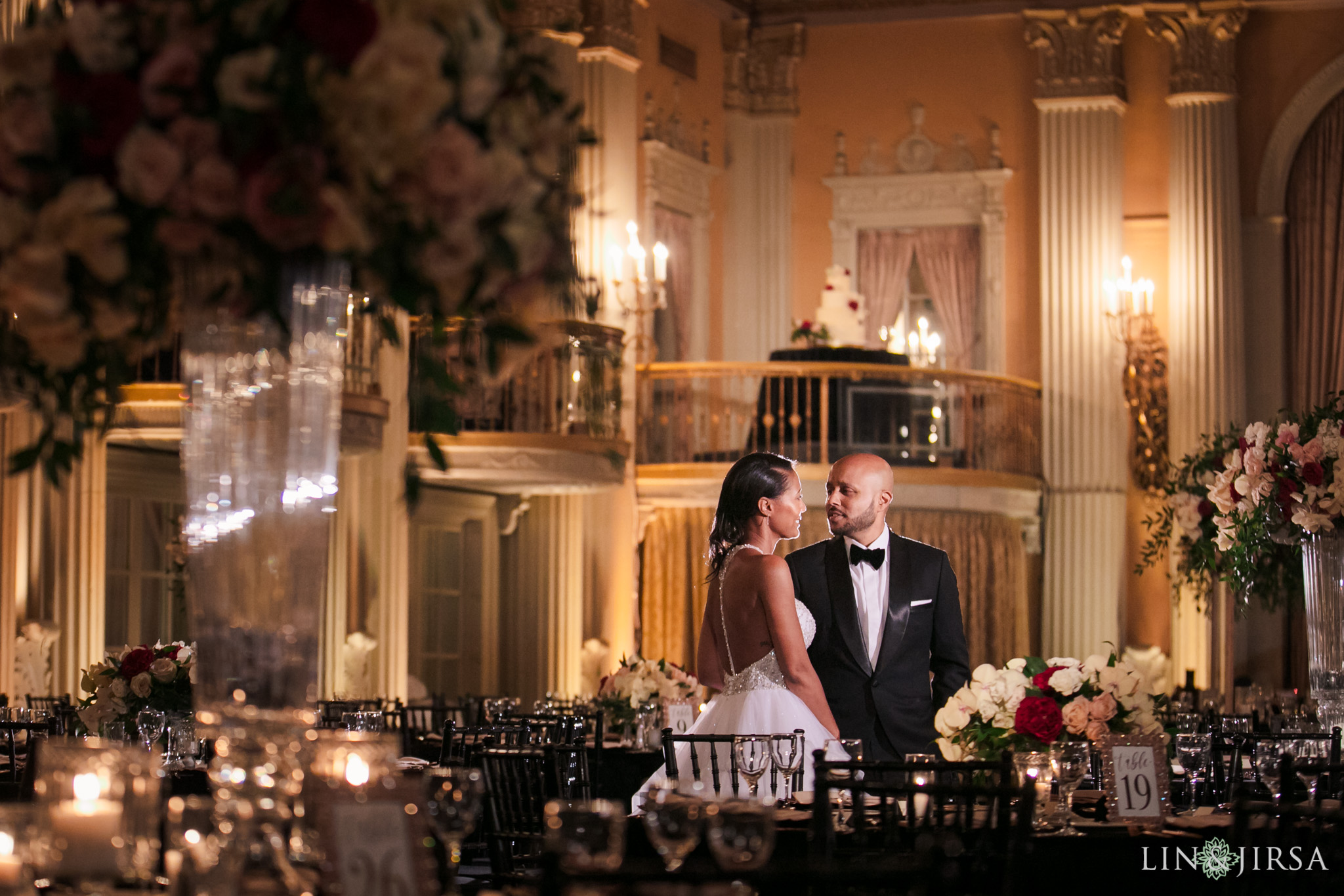 24 millennium biltmore hotel los angeles wedding photography