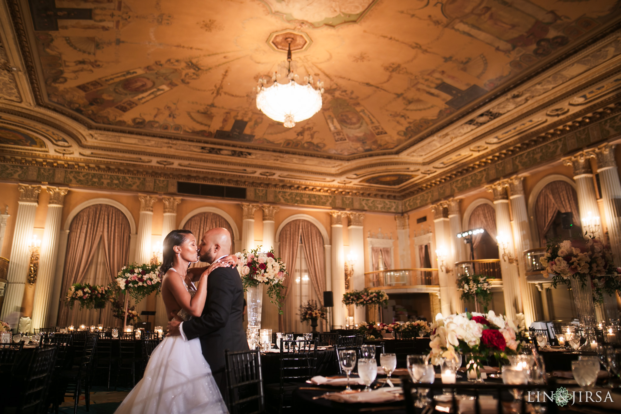 25 millennium biltmore hotel los angeles wedding photography