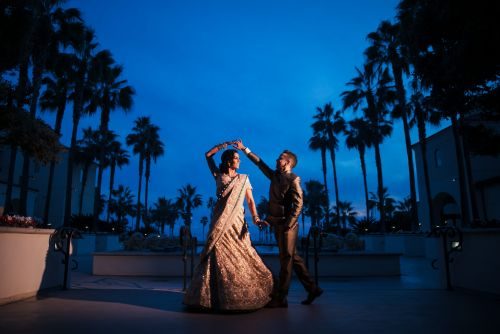 32 Hyatt Regency Huntington Beach Indian Wedding Photography