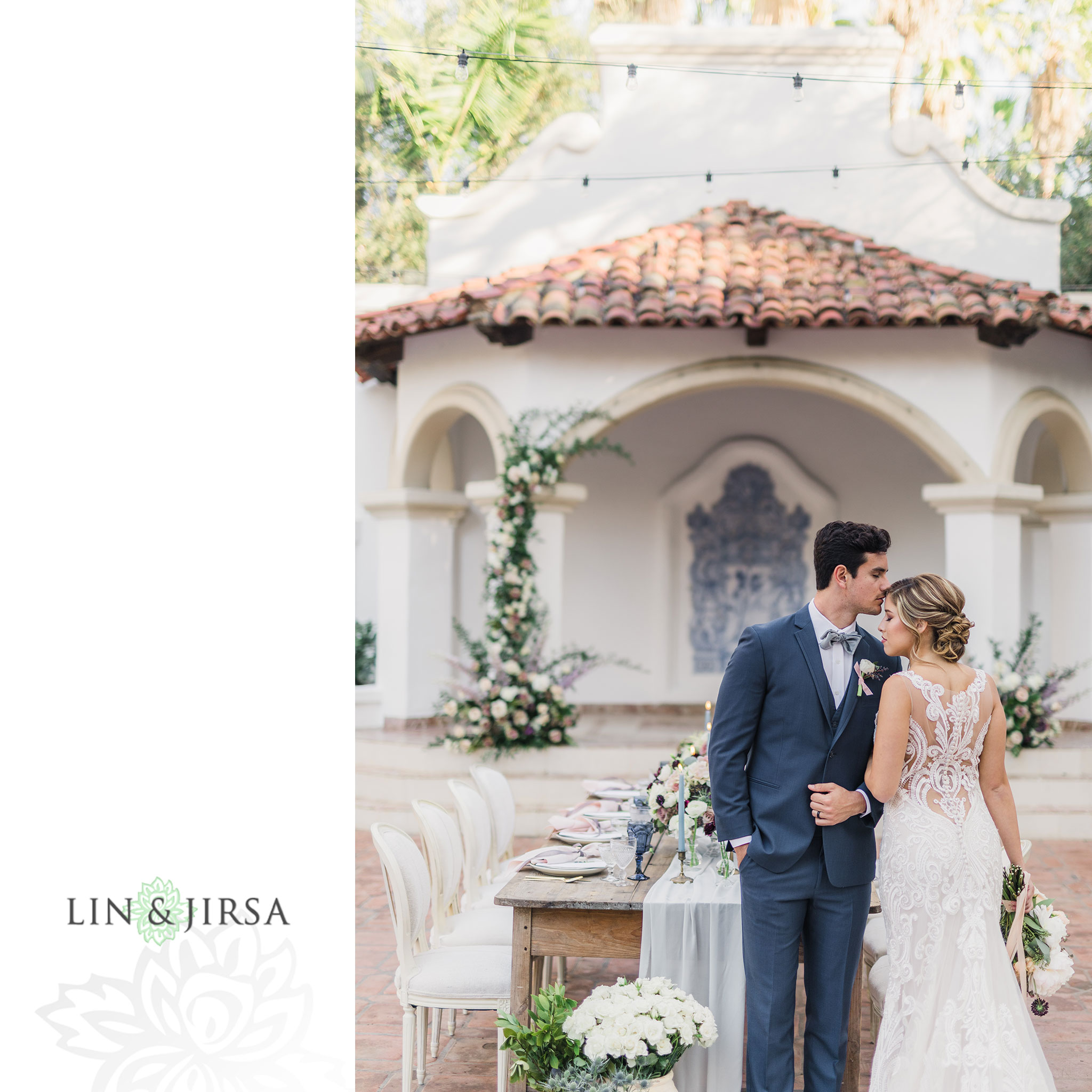 33 Rancho Las Lomas Stylized Wedding Photography