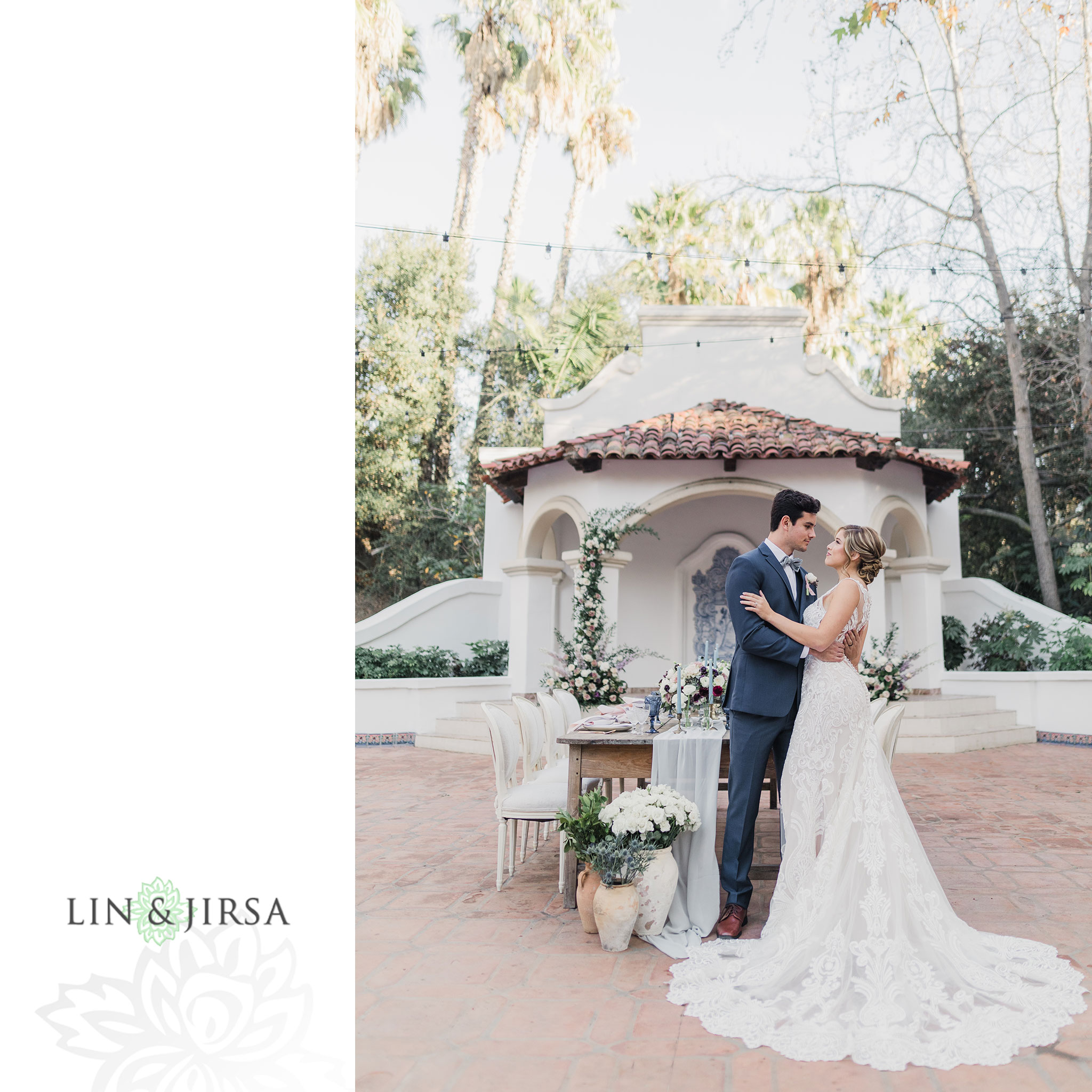 35 Rancho Las Lomas Stylized Wedding Photography