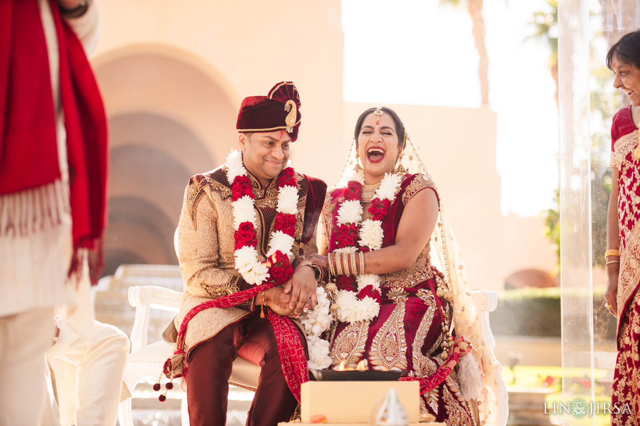 39 Westin Mission Hills Palm Springs Indian Wedding Photography