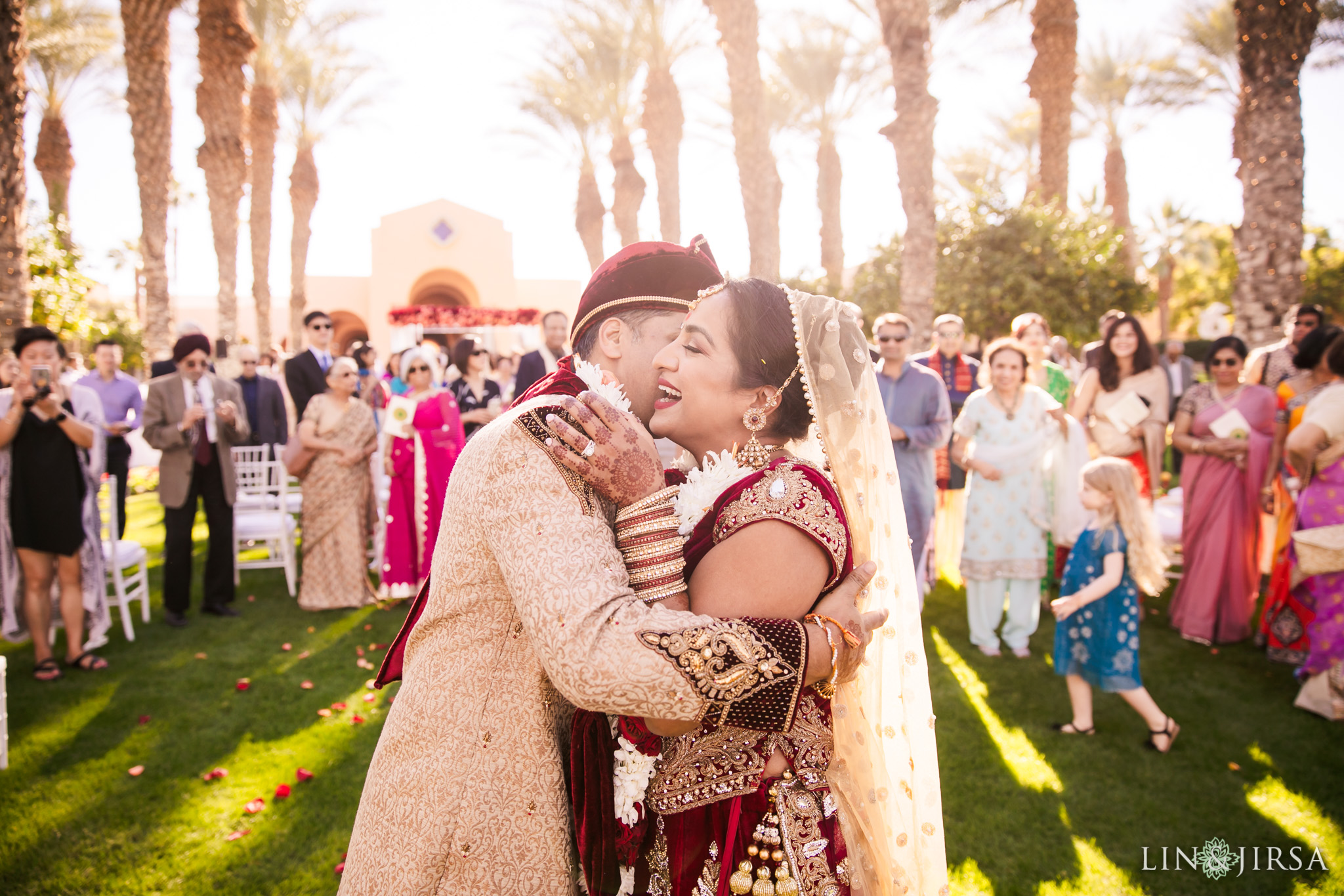 42 Westin Mission Hills Palm Springs Indian Wedding Photography