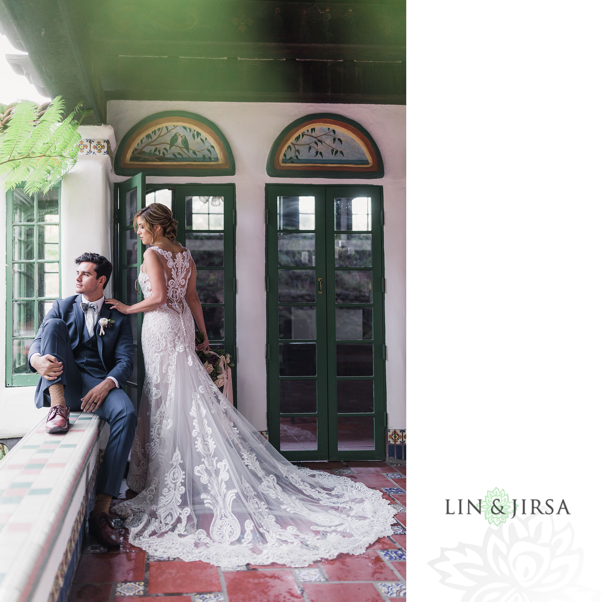 43 Rancho Las Lomas Stylized Wedding Photography