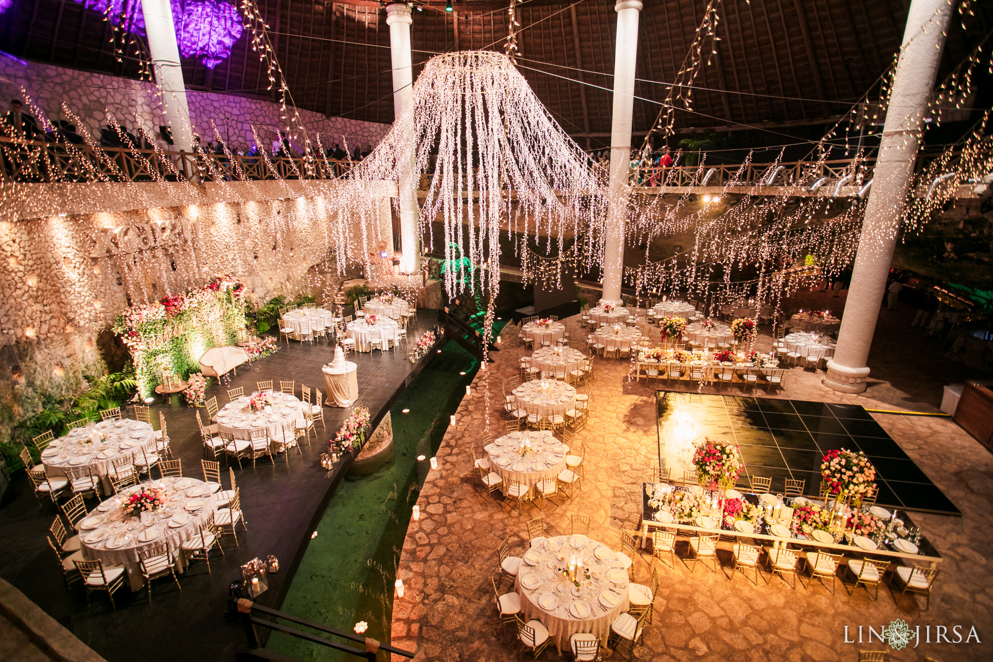 51 Grand Hyatt Playa del Carmen Cancun Mexico Indian Wedding Photography