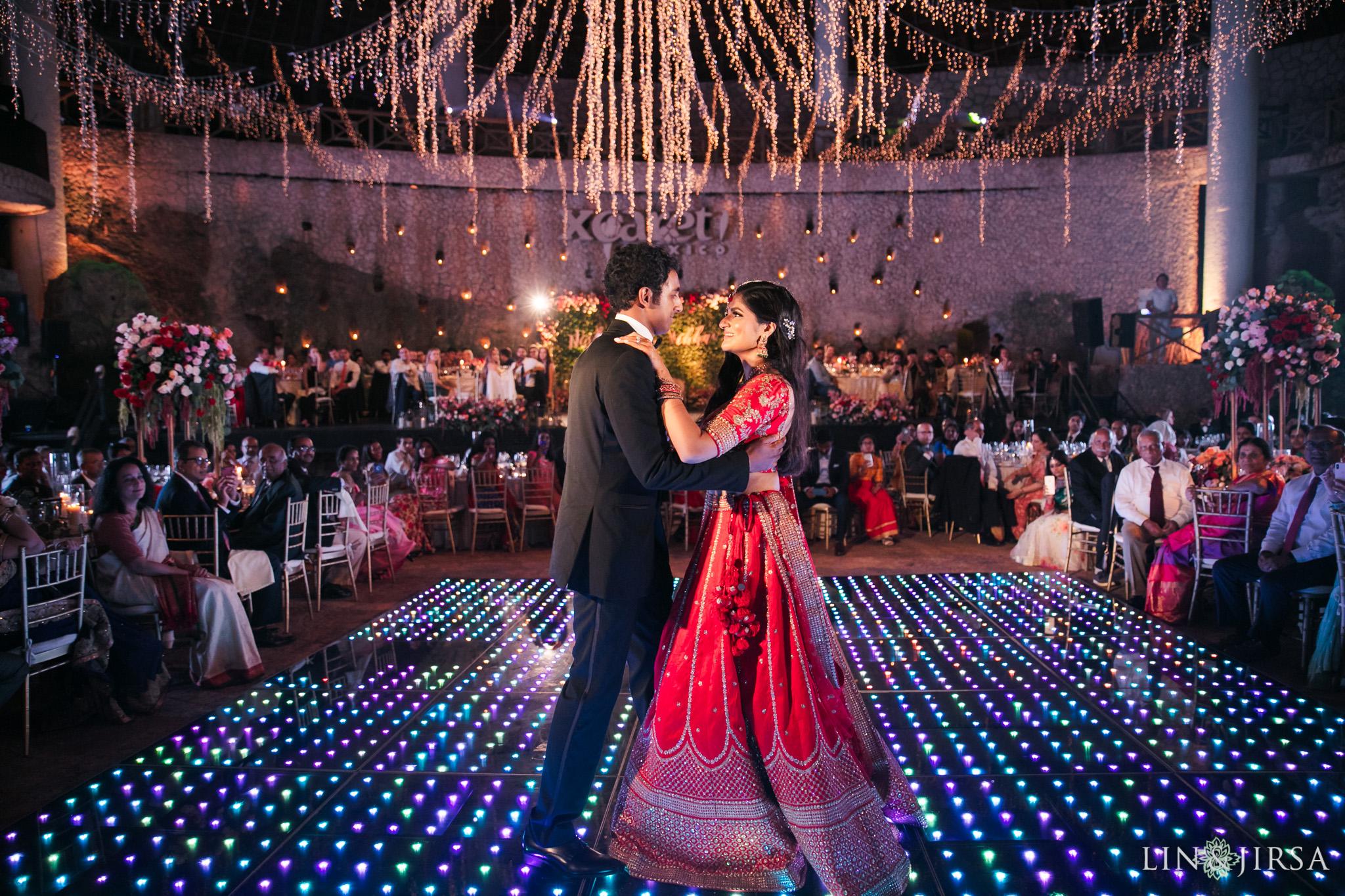 56 Grand Hyatt Playa del Carmen Cancun Mexico Indian Wedding Photography
