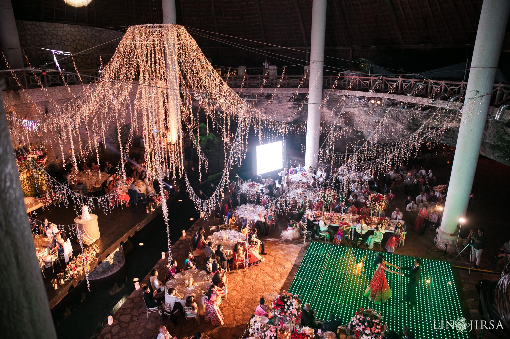 57 Grand Hyatt Playa del Carmen Cancun Mexico Indian Wedding Photography