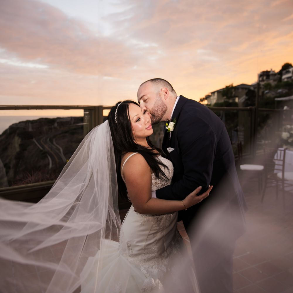 Cannon Seafood Grill Dana Point Wedding Photography