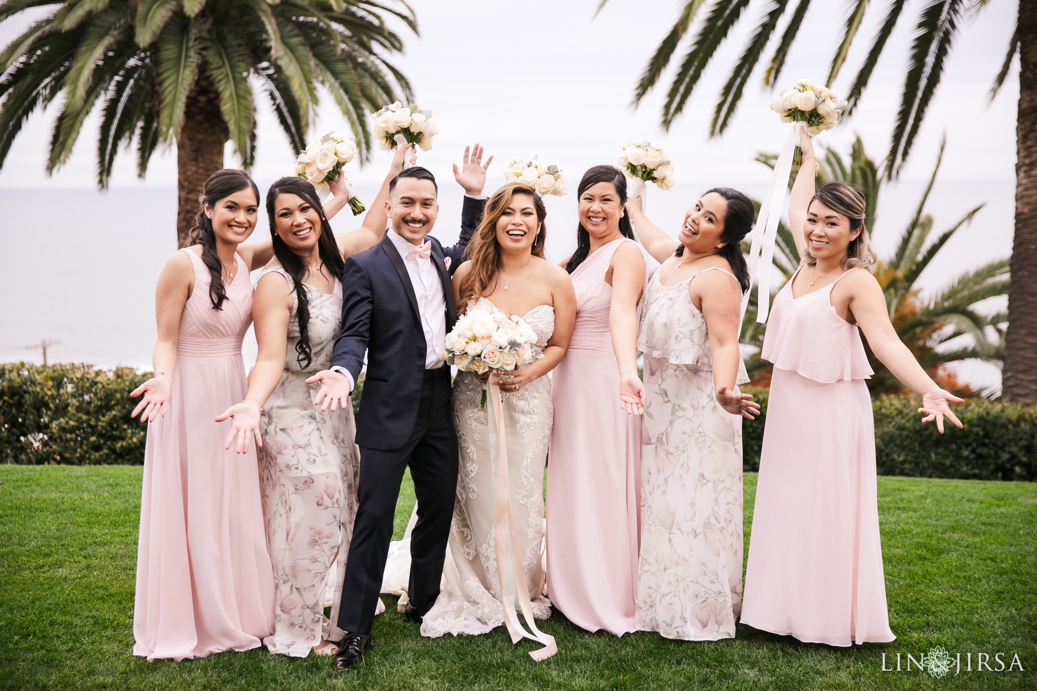 07 Bel Air Bay Club Pacific Palisades Wedding Photography