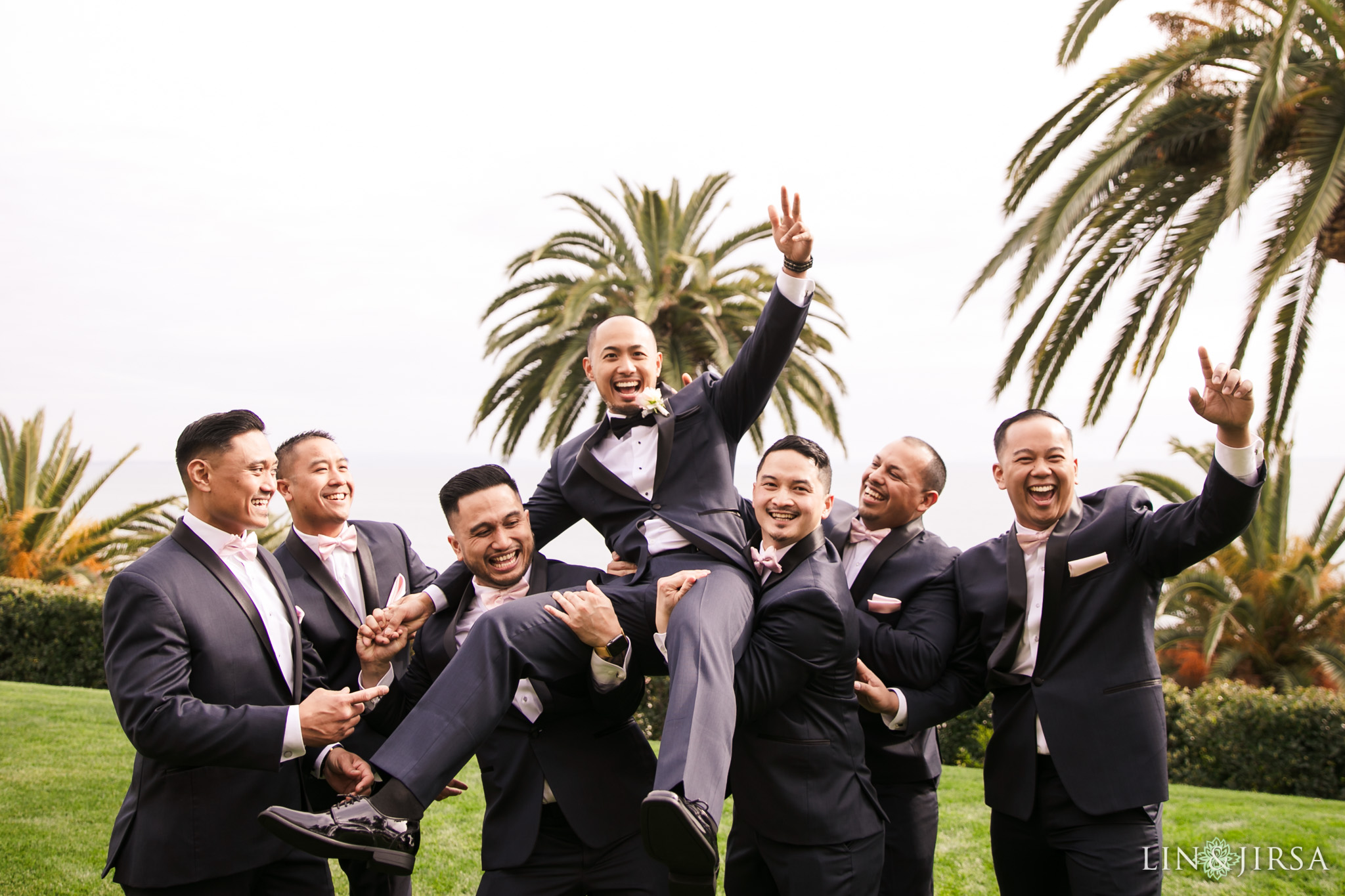 12 Bel Air Bay Club Pacific Palisades Wedding Photography