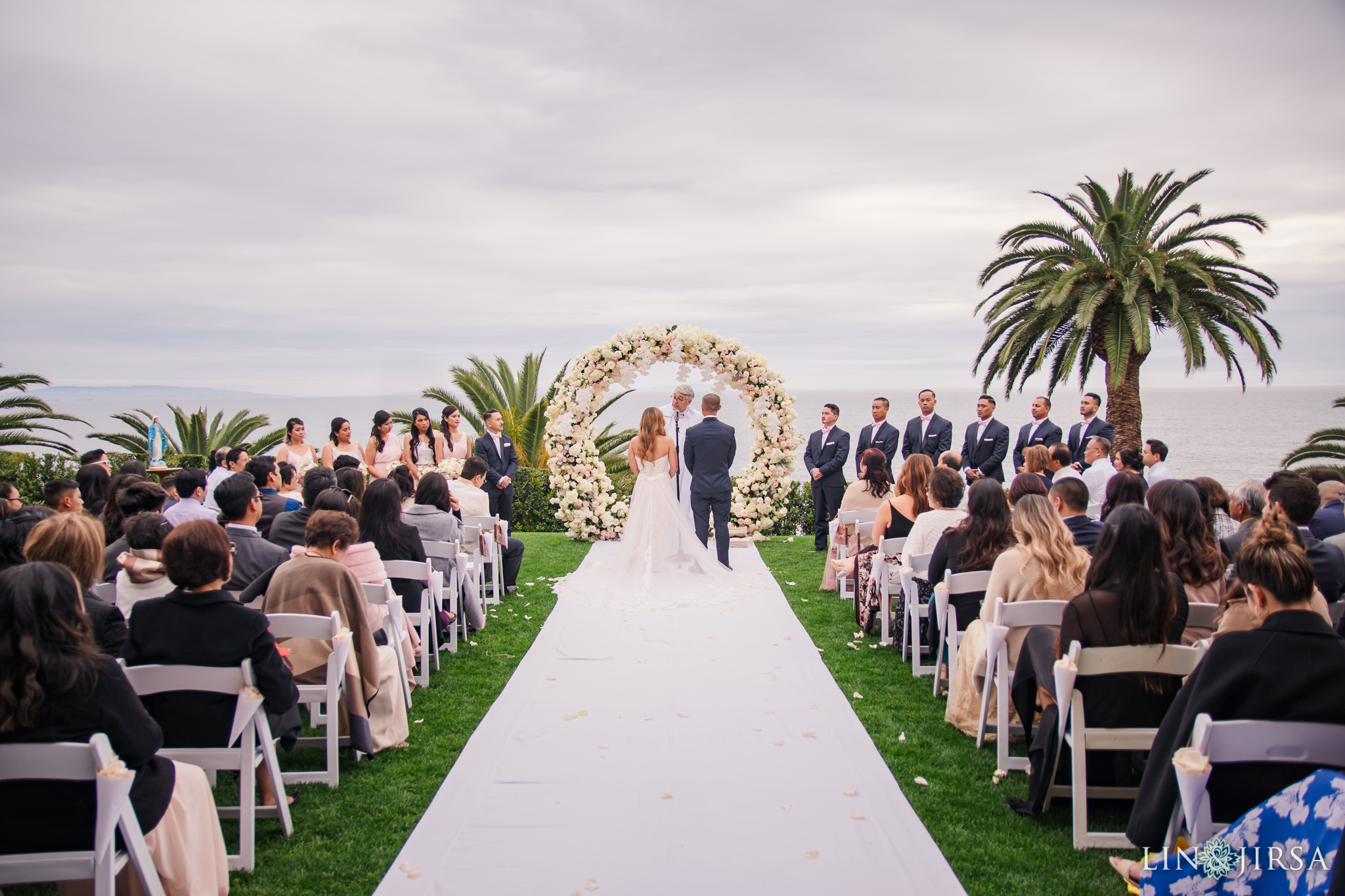 19 Bel Air Bay Club Pacific Palisades Wedding Photography