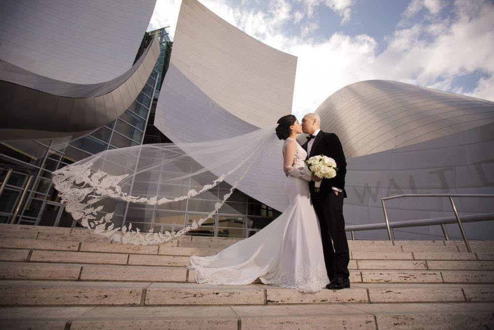 00 City Club Los Angeles Wedding Photography