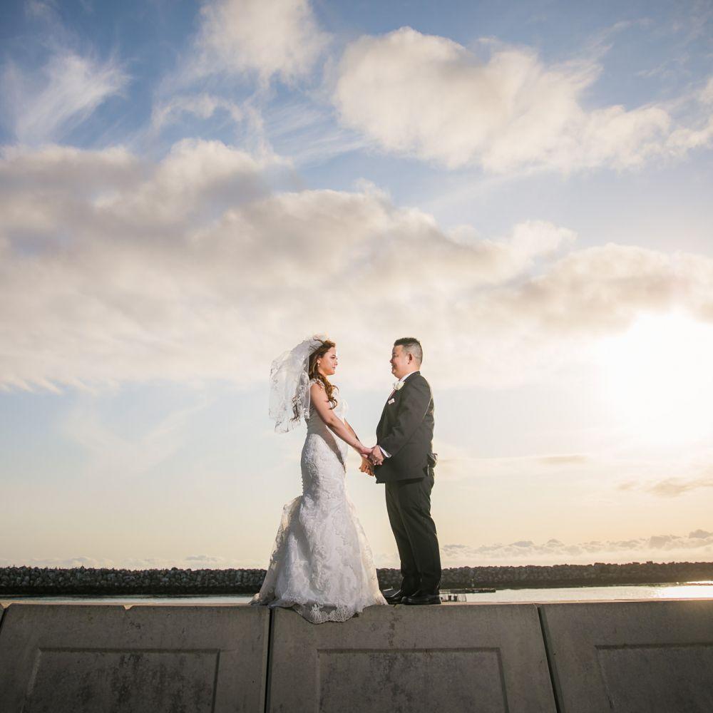 00 The Portofino Hotel Redondo Beach Wedding Photography