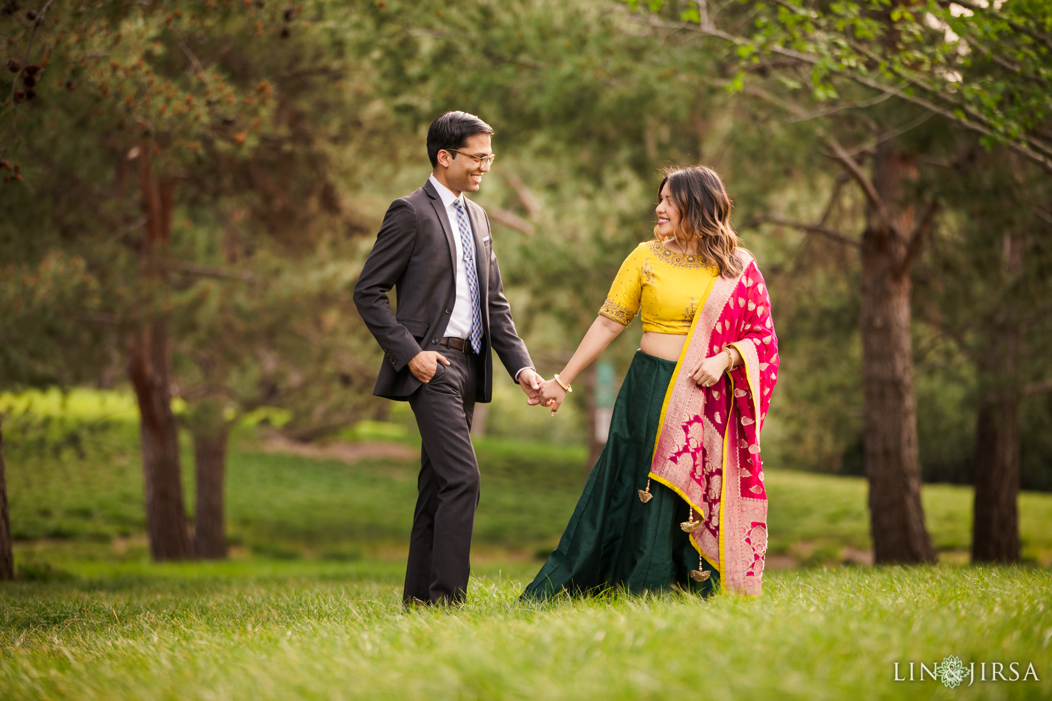 01 Jeffrey Open Space Indian Engagement Photography