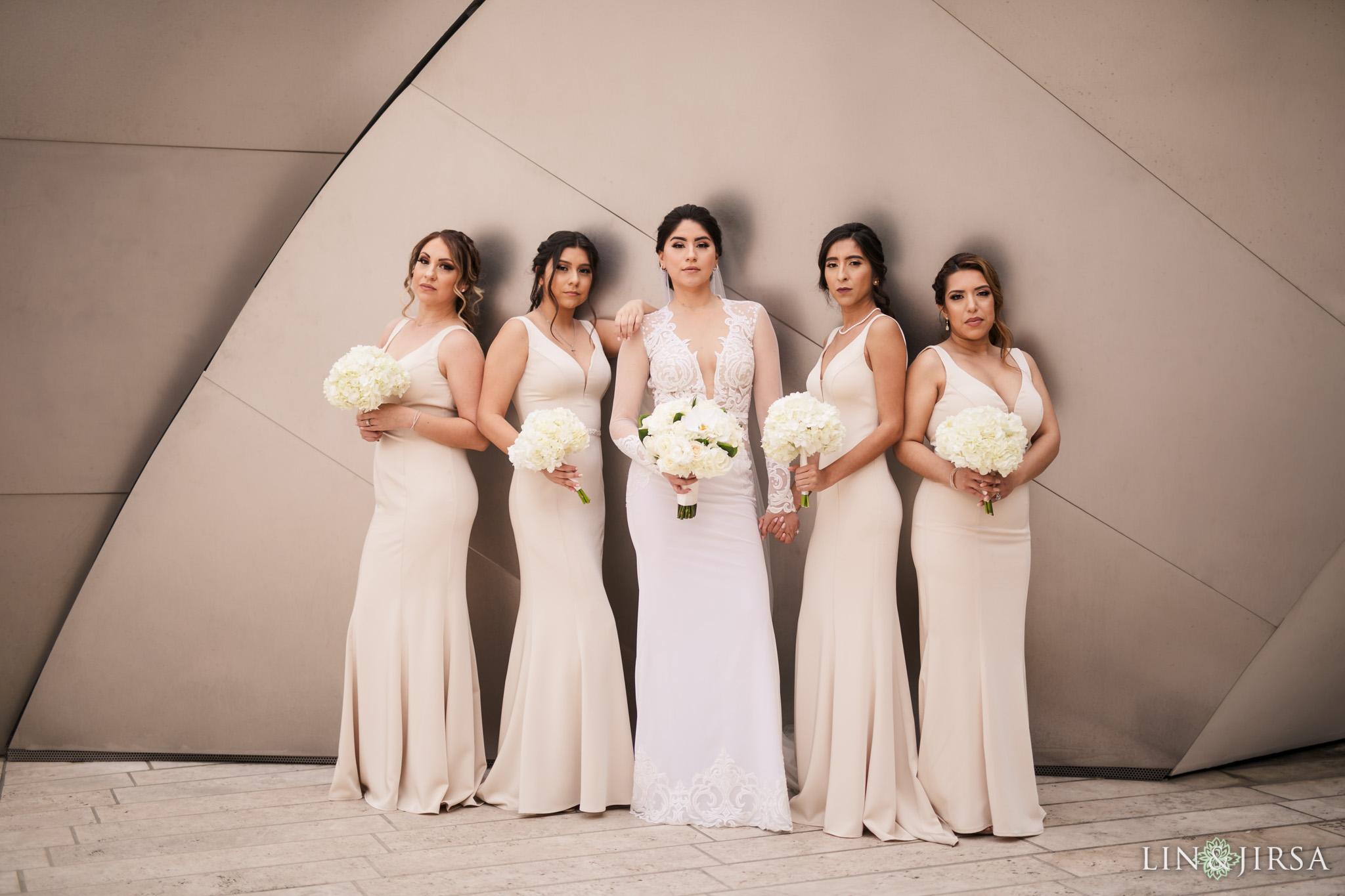 11 City Club Los Angeles Wedding Photography