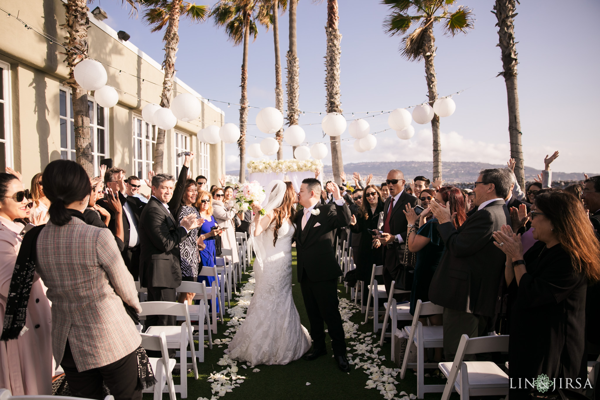 18 The Portofino Hotel Redondo Beach Wedding Photography