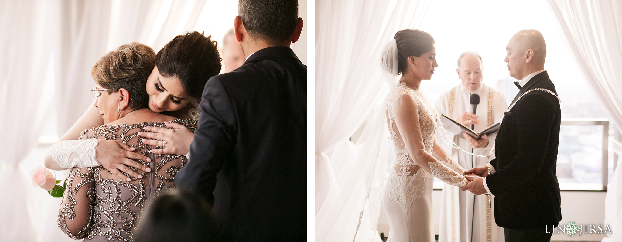 29 City Club Los Angeles Wedding Photography