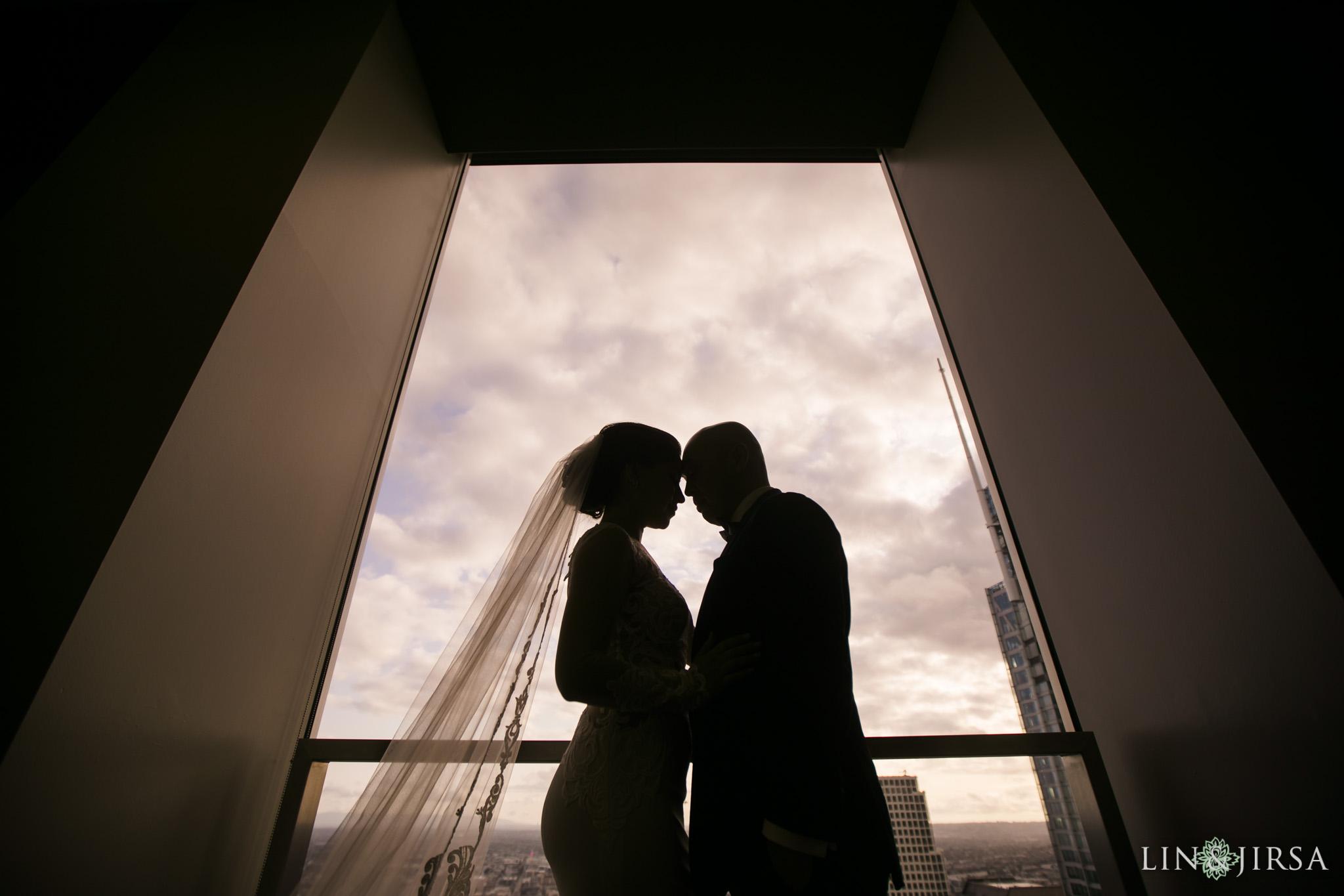 31 City Club Los Angeles Wedding Photography