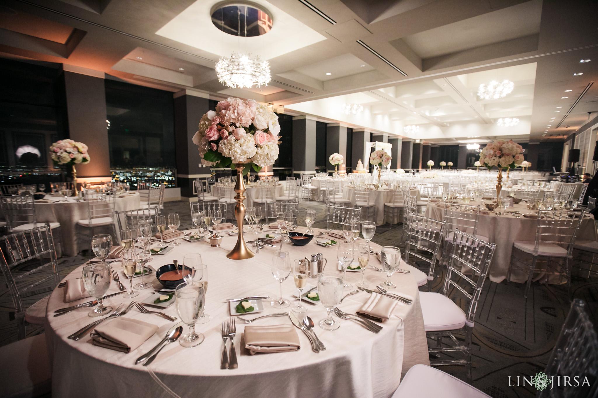 33 City Club Los Angeles Wedding Photography