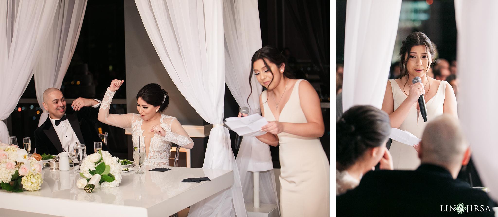 40 City Club Los Angeles Wedding Photography