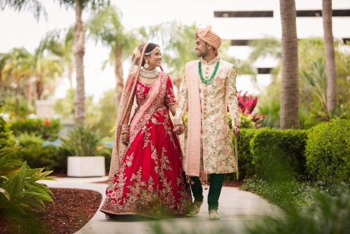 00 The Hilton Orlando Florida Indian Wedding Photography