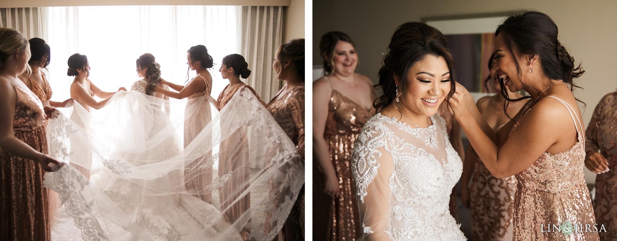 03 The Newport Beach Marriott Hotel Wedding Photography