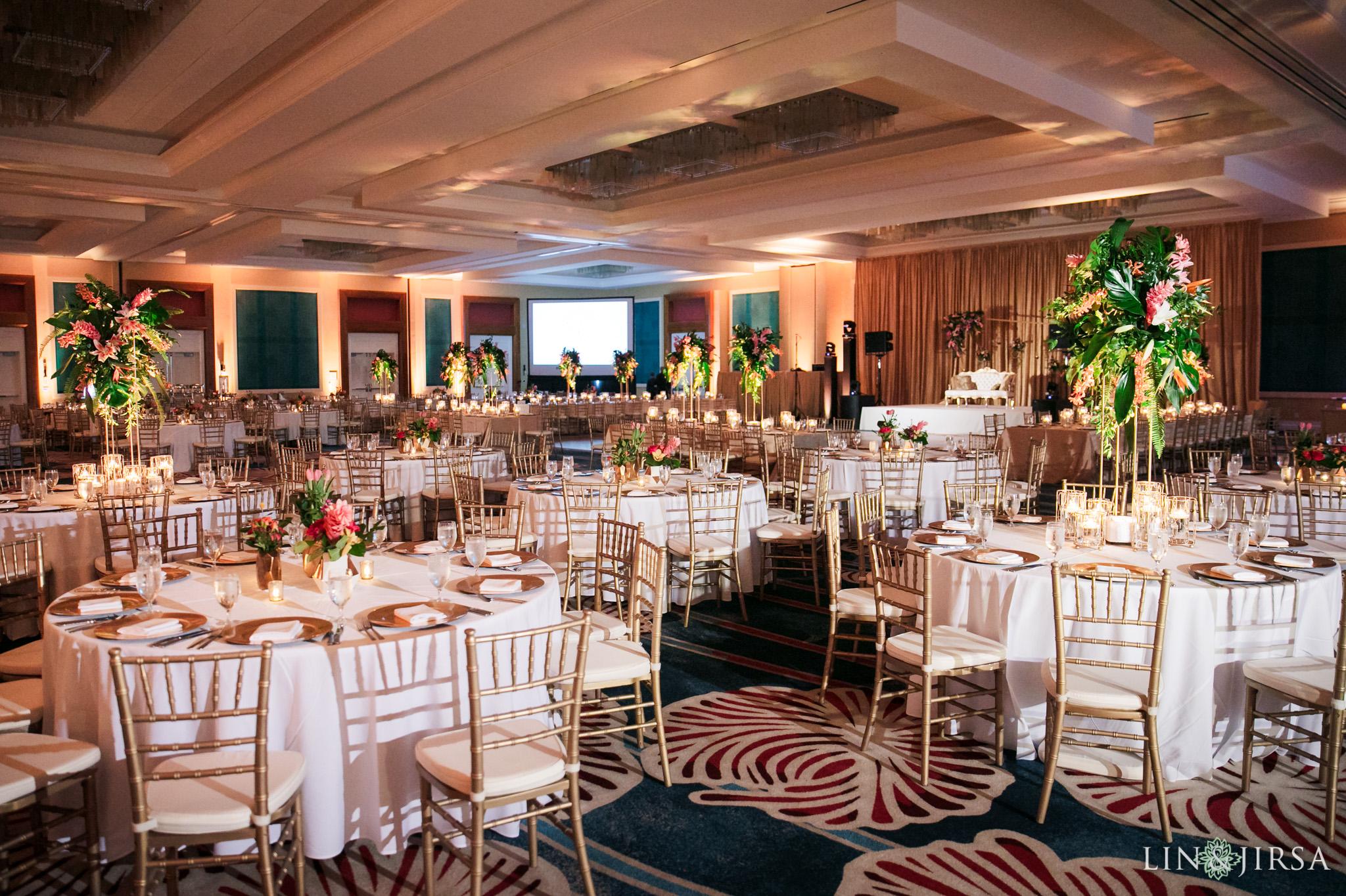 06 Hilton Orlando Florida Indian Wedding Reception Photography