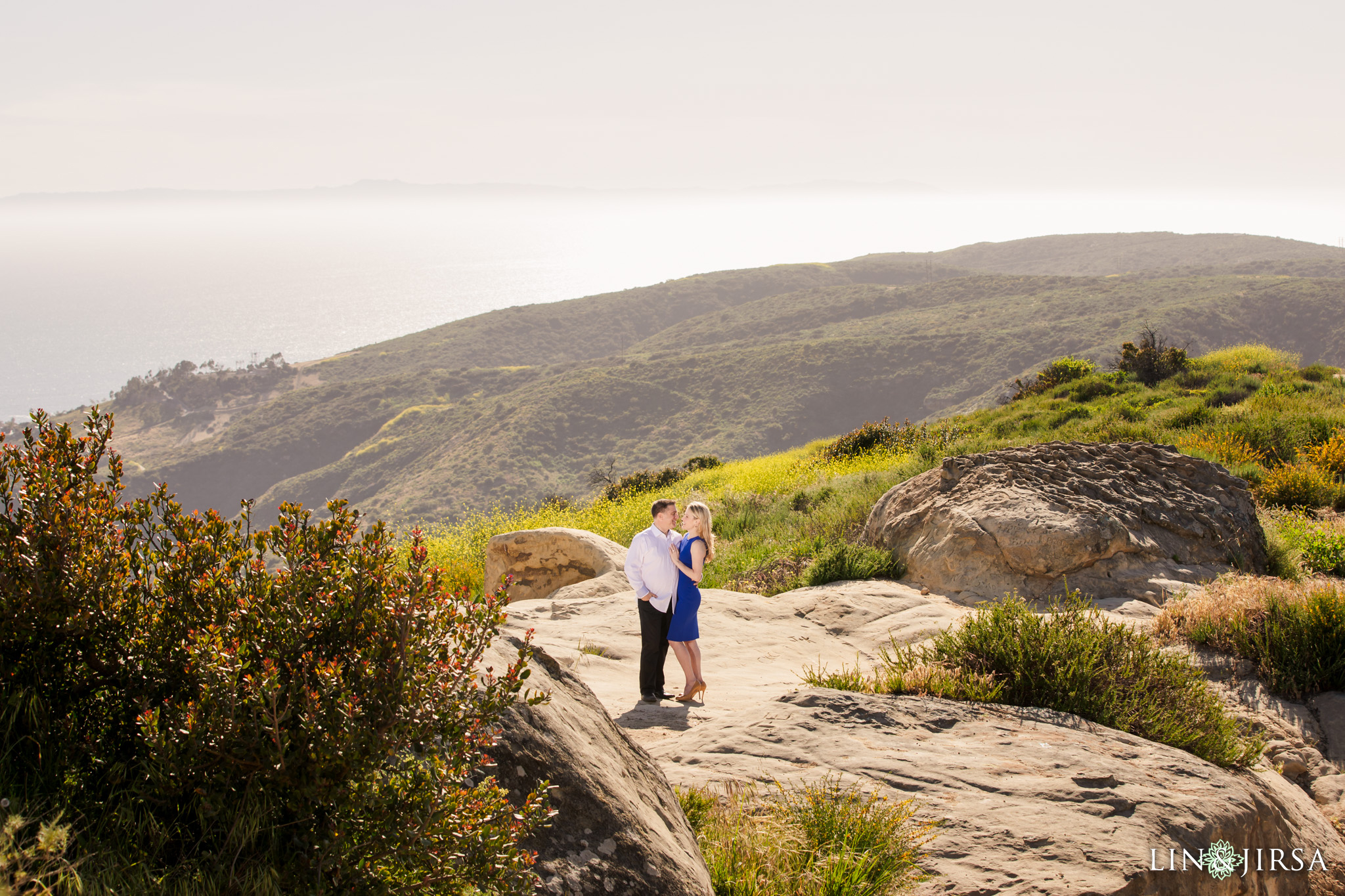 06 Top of the World Laguna Beach Engagement Photography