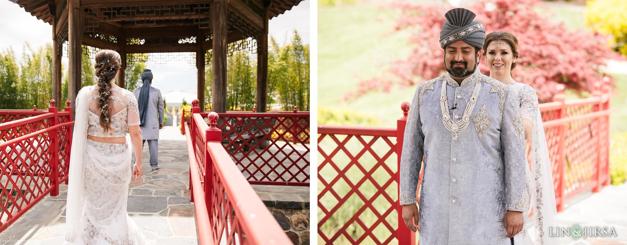08 Four Seasons Westlake Village Indian Wedding Photographer