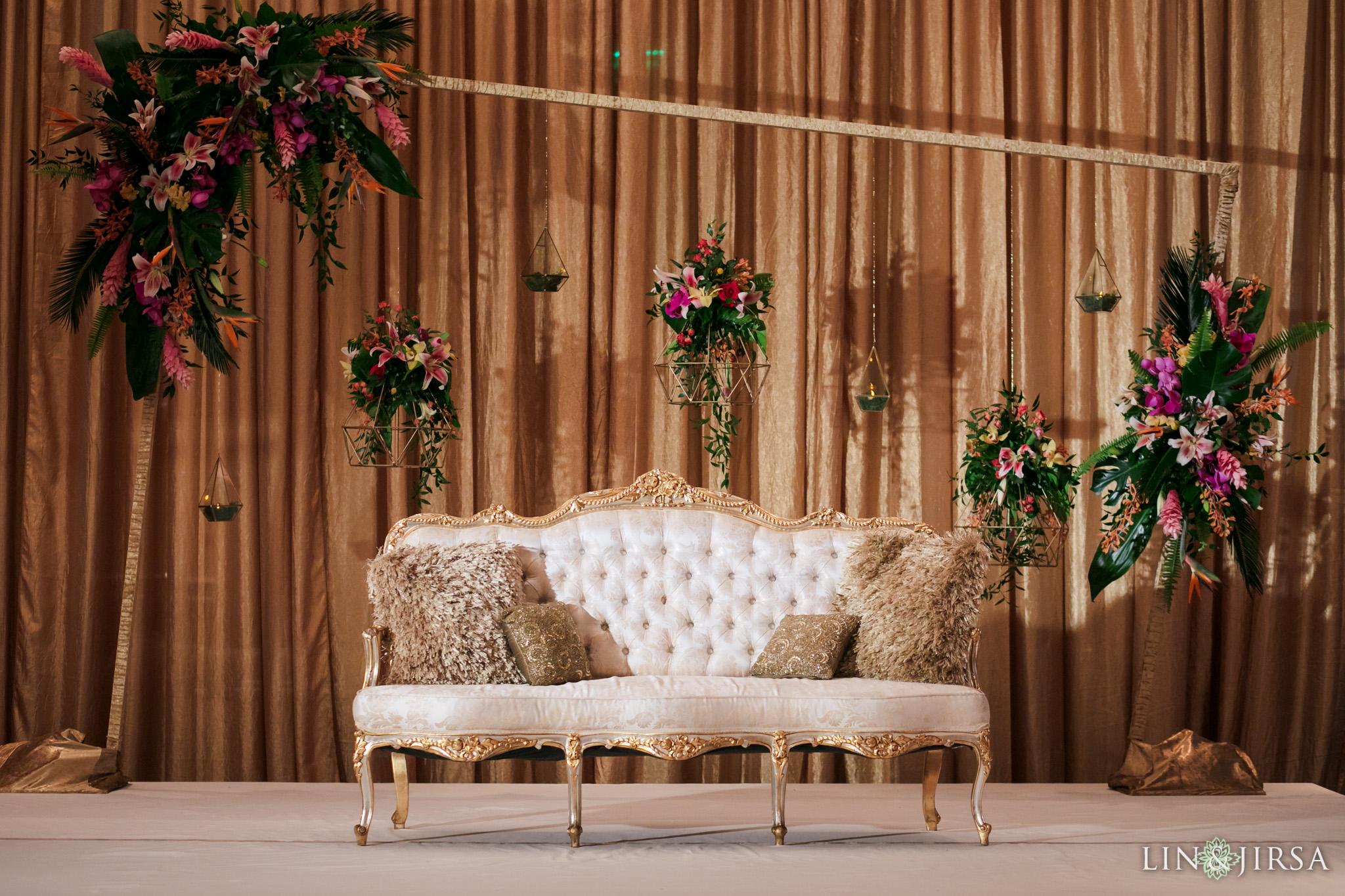 08 Hilton Orlando Florida Indian Wedding Reception Photography