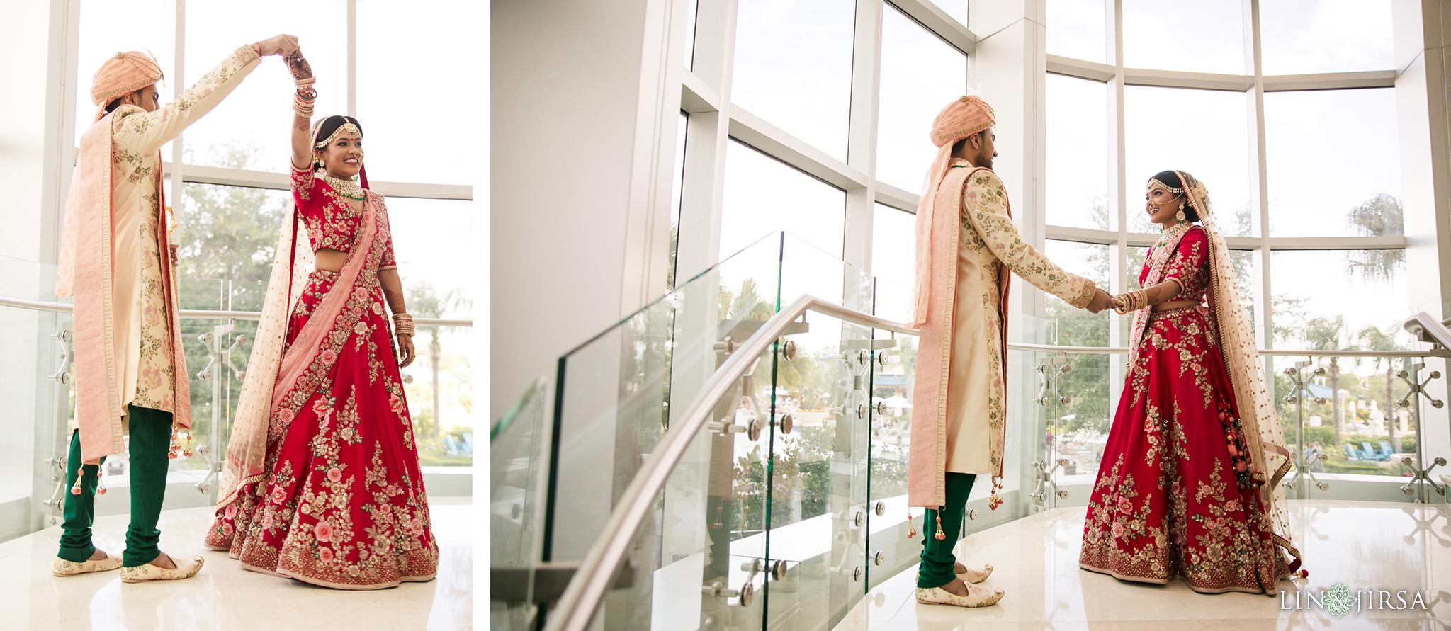 09 The Hilton Orlando Florida Indian Wedding Photography