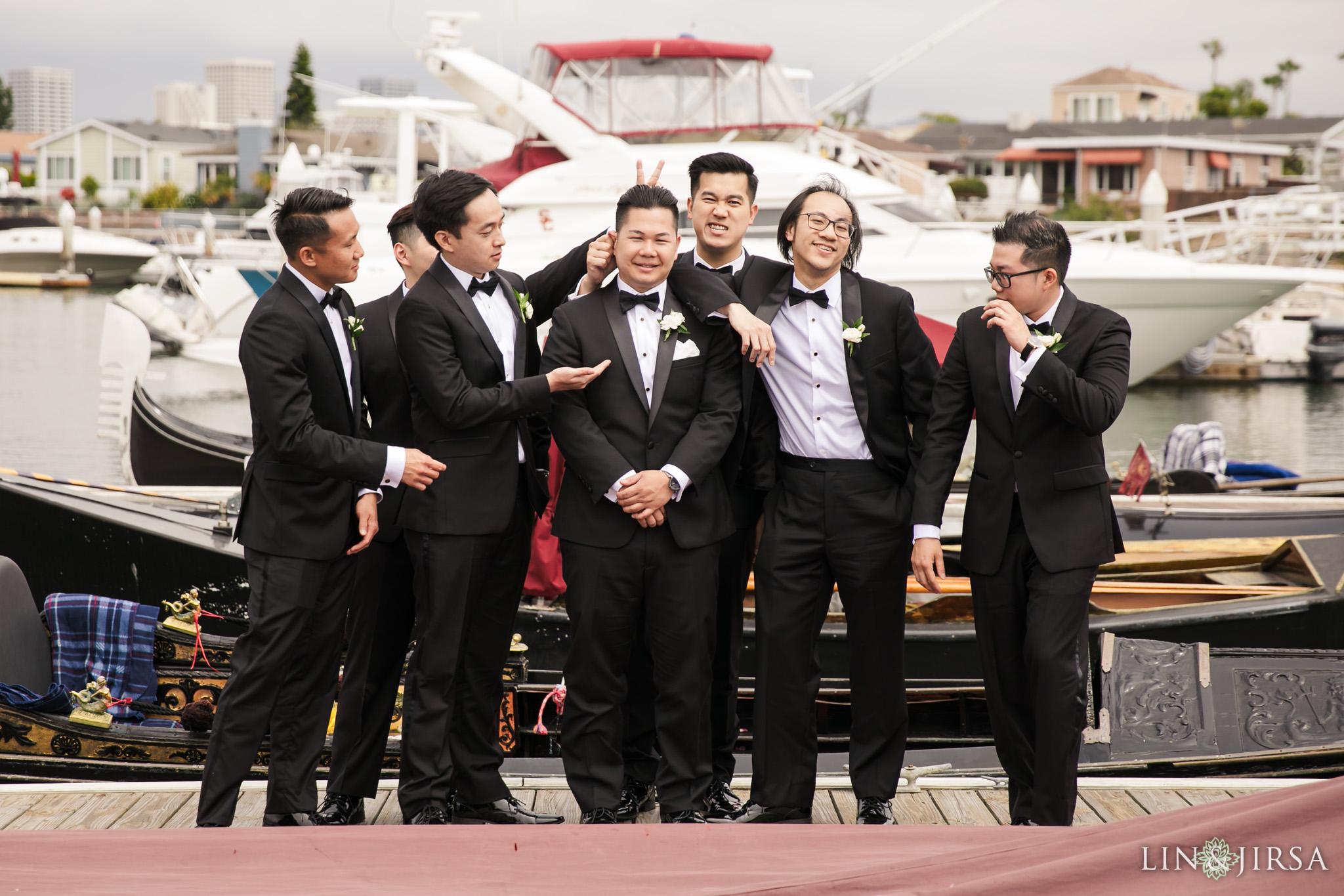 10 The Newport Beach Marriott Hotel Wedding Photography