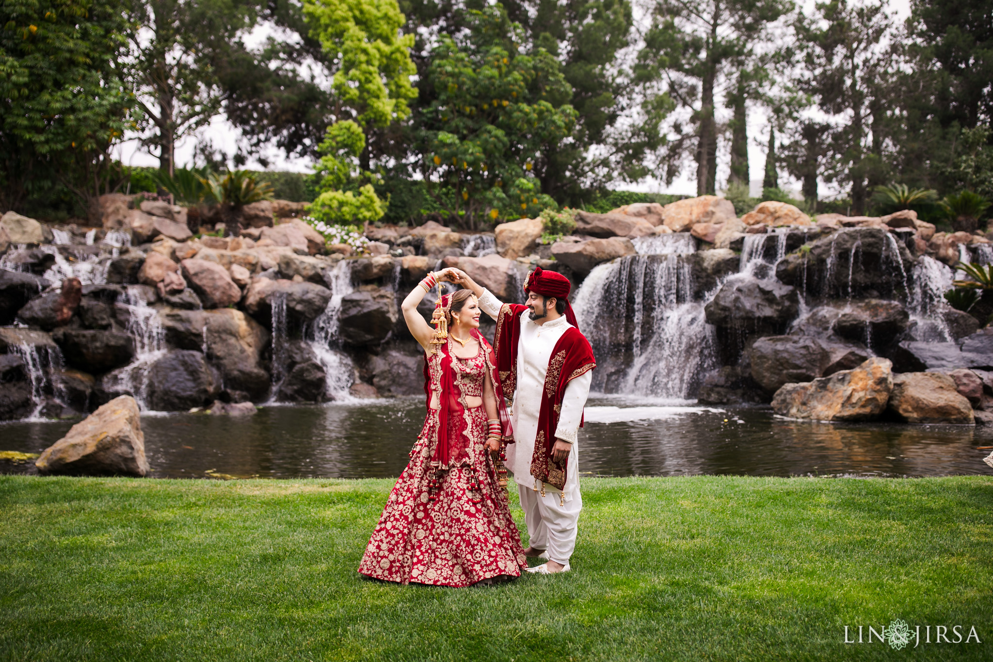 10 Valley Hindu Temple Northridge Indian Wedding Photography