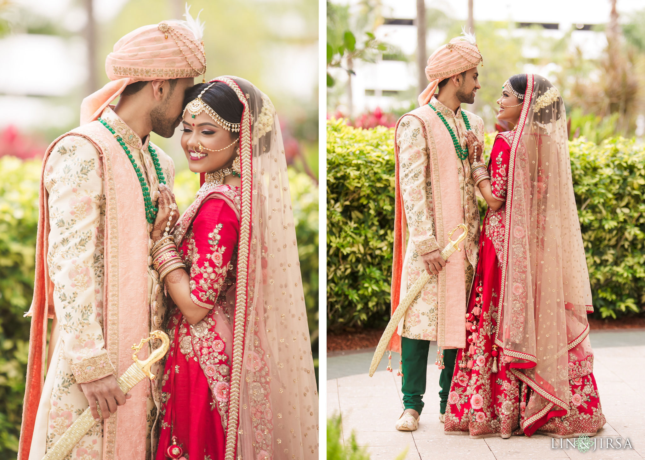 11 The Hilton Orlando Florida Indian Wedding Photography