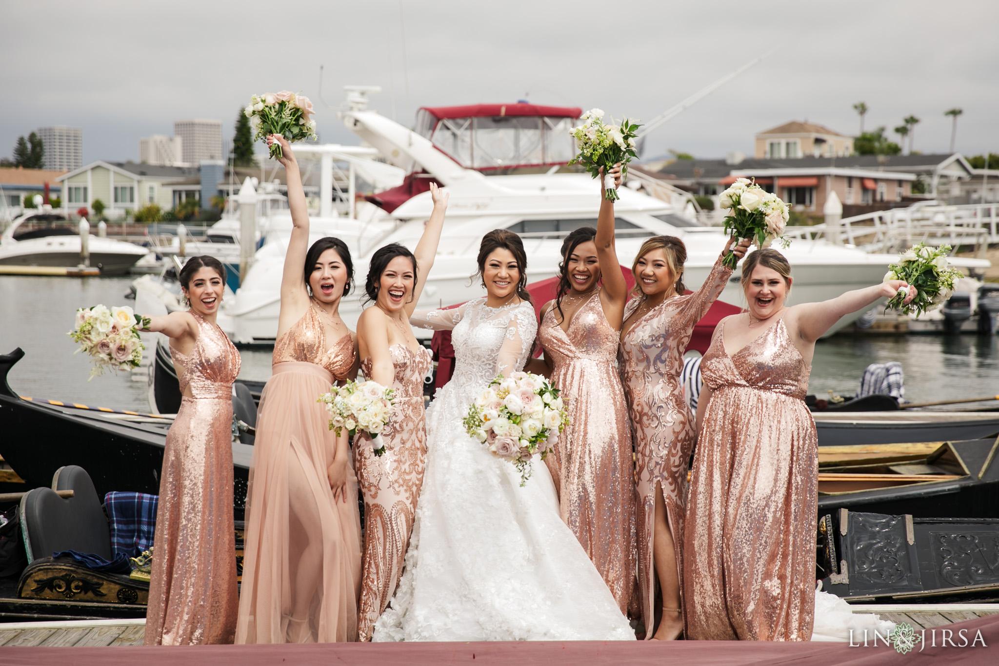 11 The Newport Beach Marriott Hotel Wedding Photography