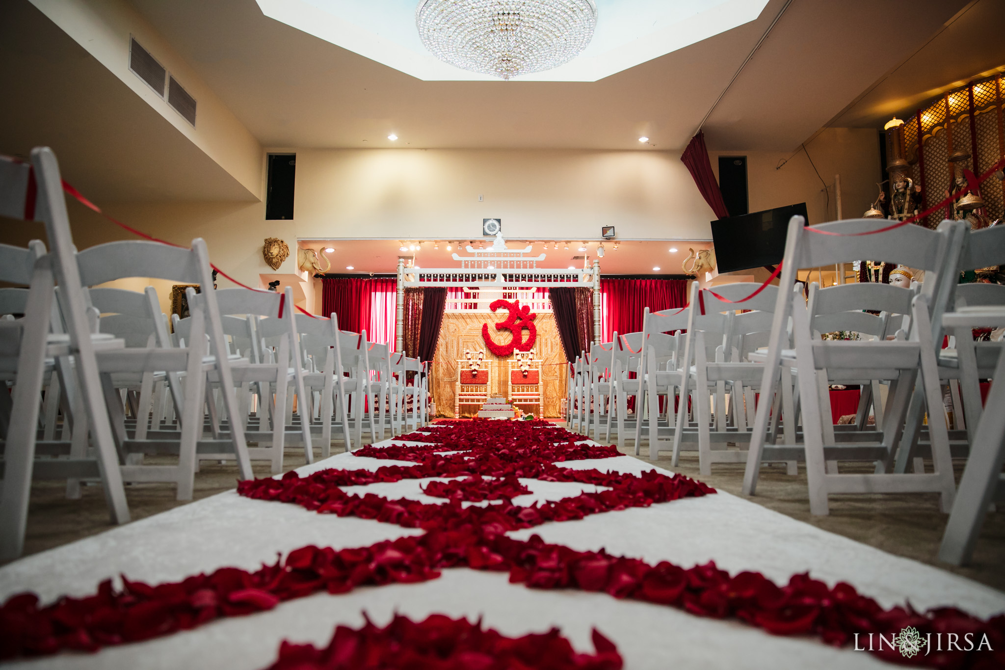 11 Valley Hindu Temple Northridge Indian Wedding Photography