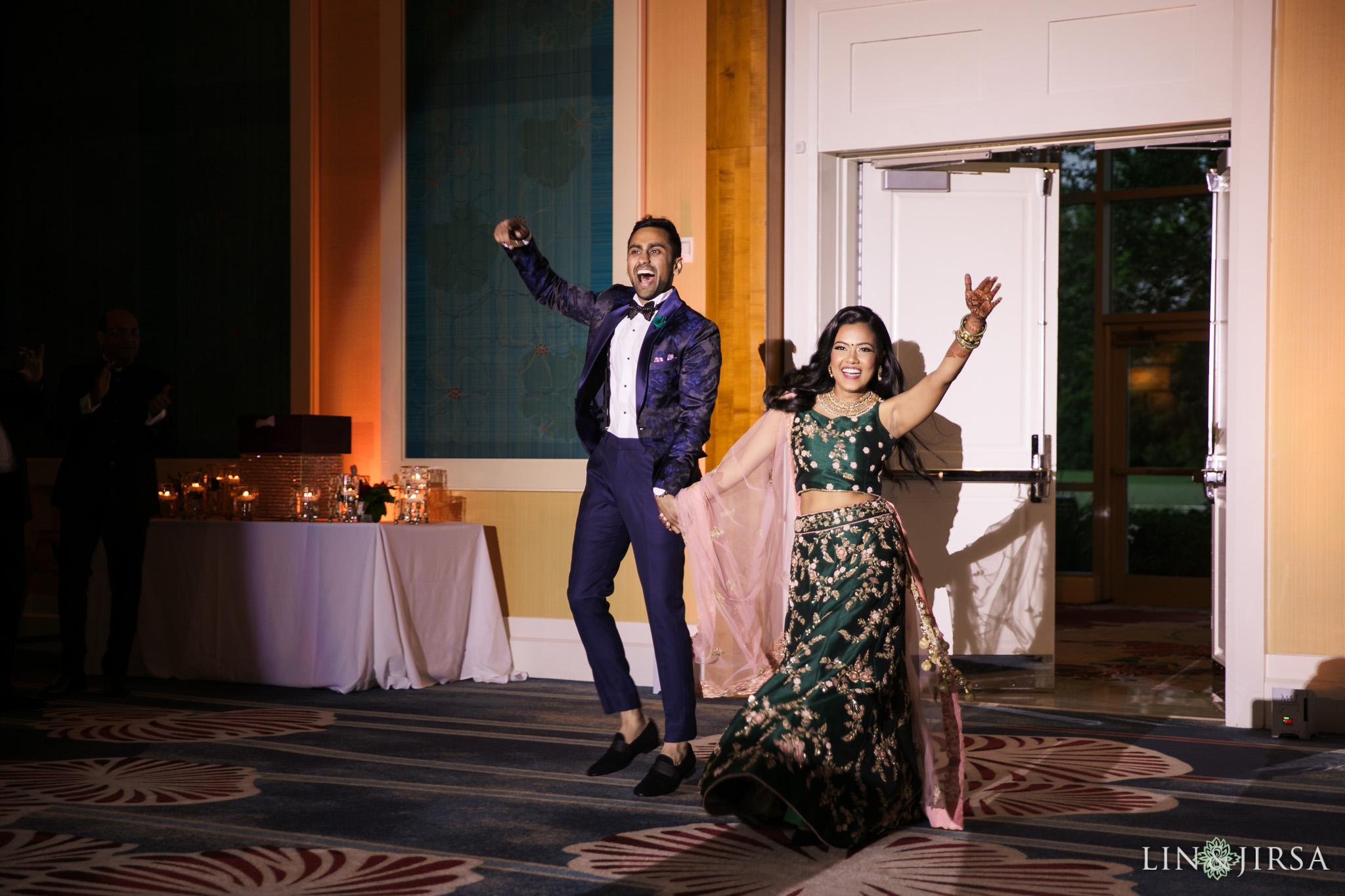 12 Hilton Orlando Florida Indian Wedding Reception Photography