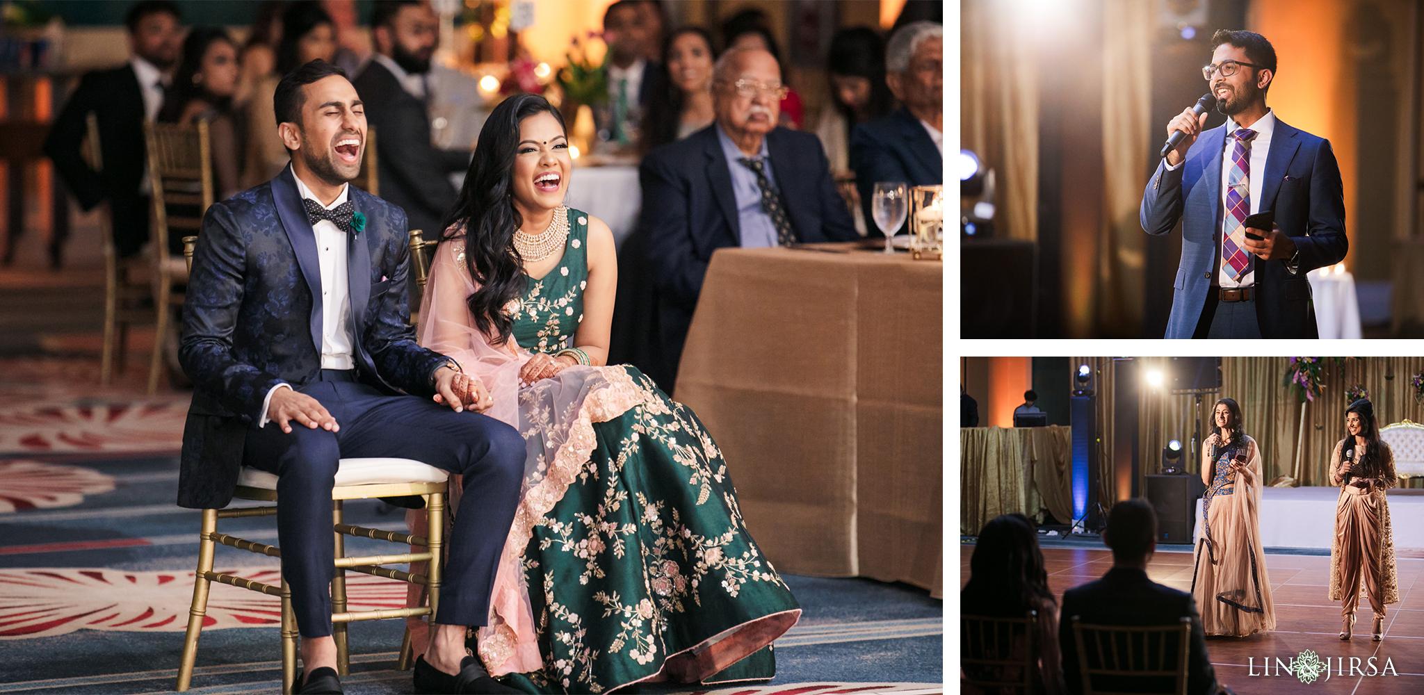 13 Hilton Orlando Florida Indian Wedding Reception Photography