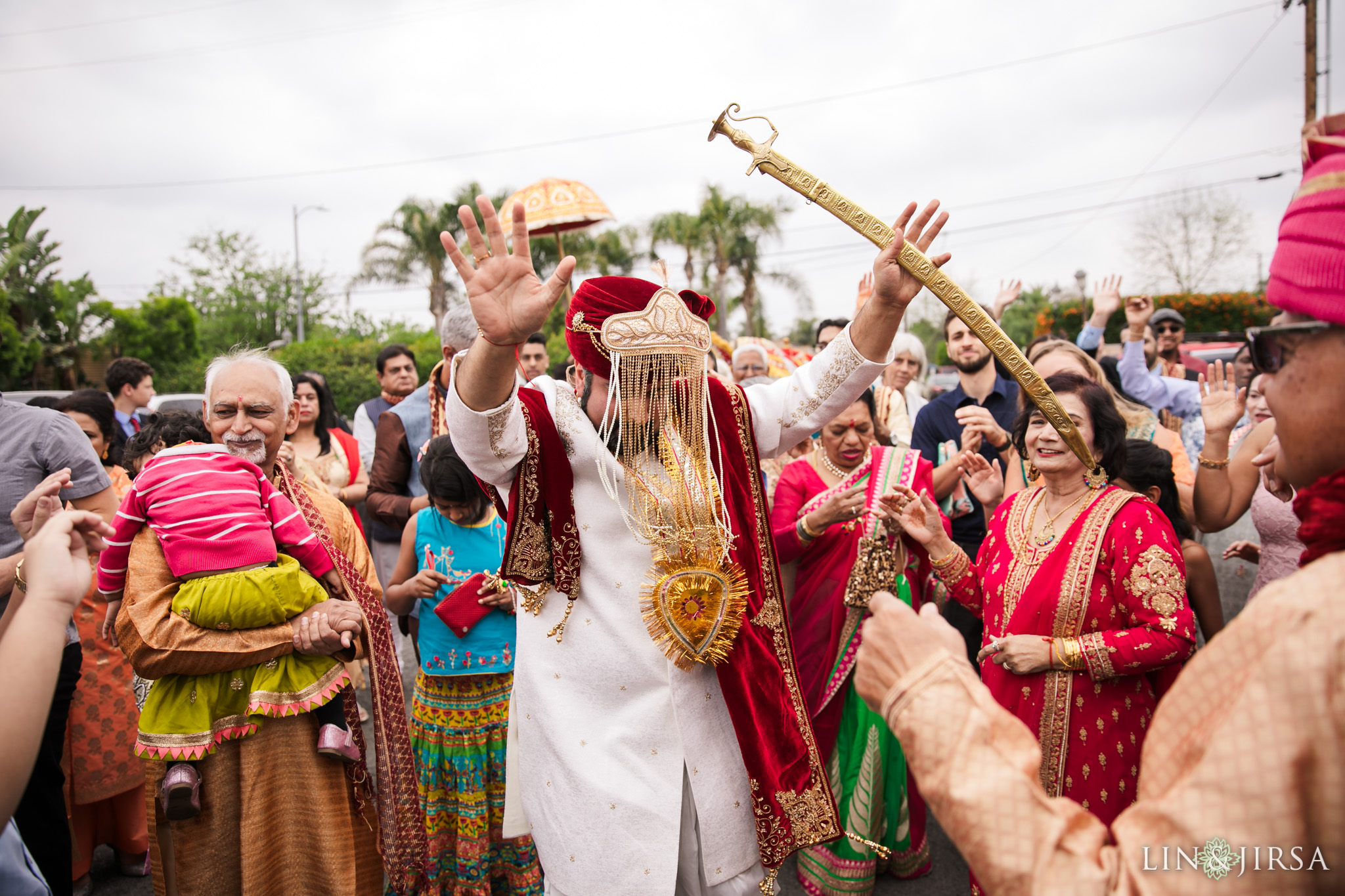 13 Valley Hindu Temple Northridge Indian Wedding Photography