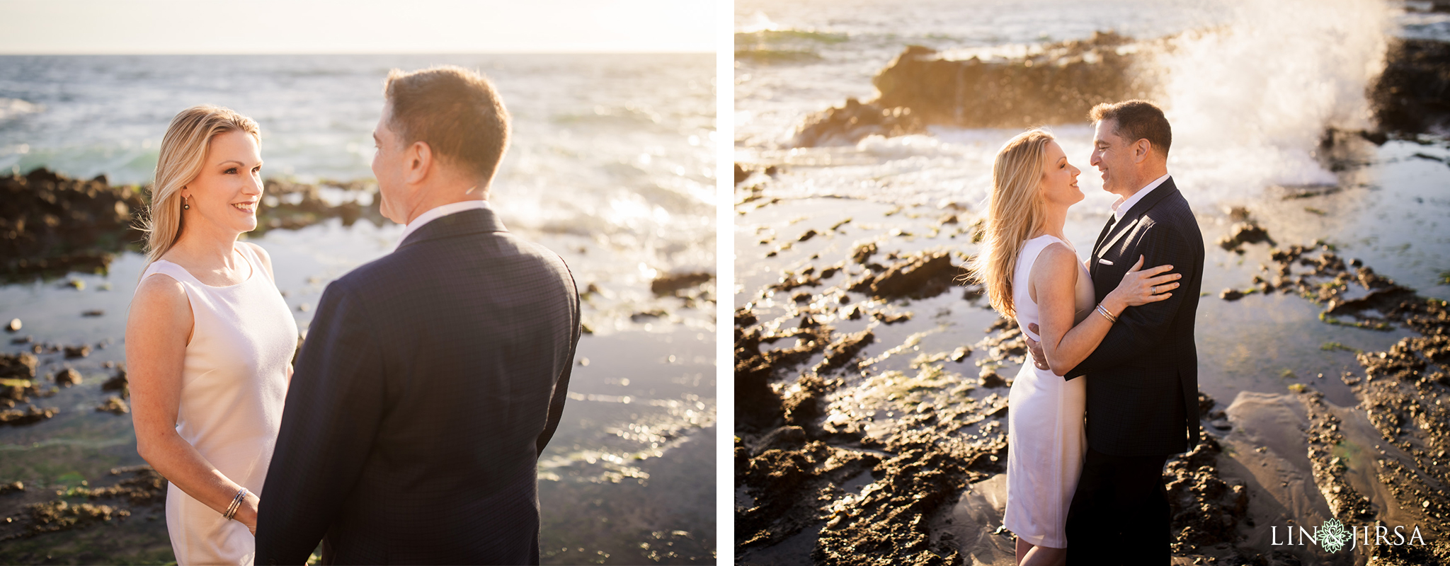 13 Victoria Beach Orange County Engagement Photography