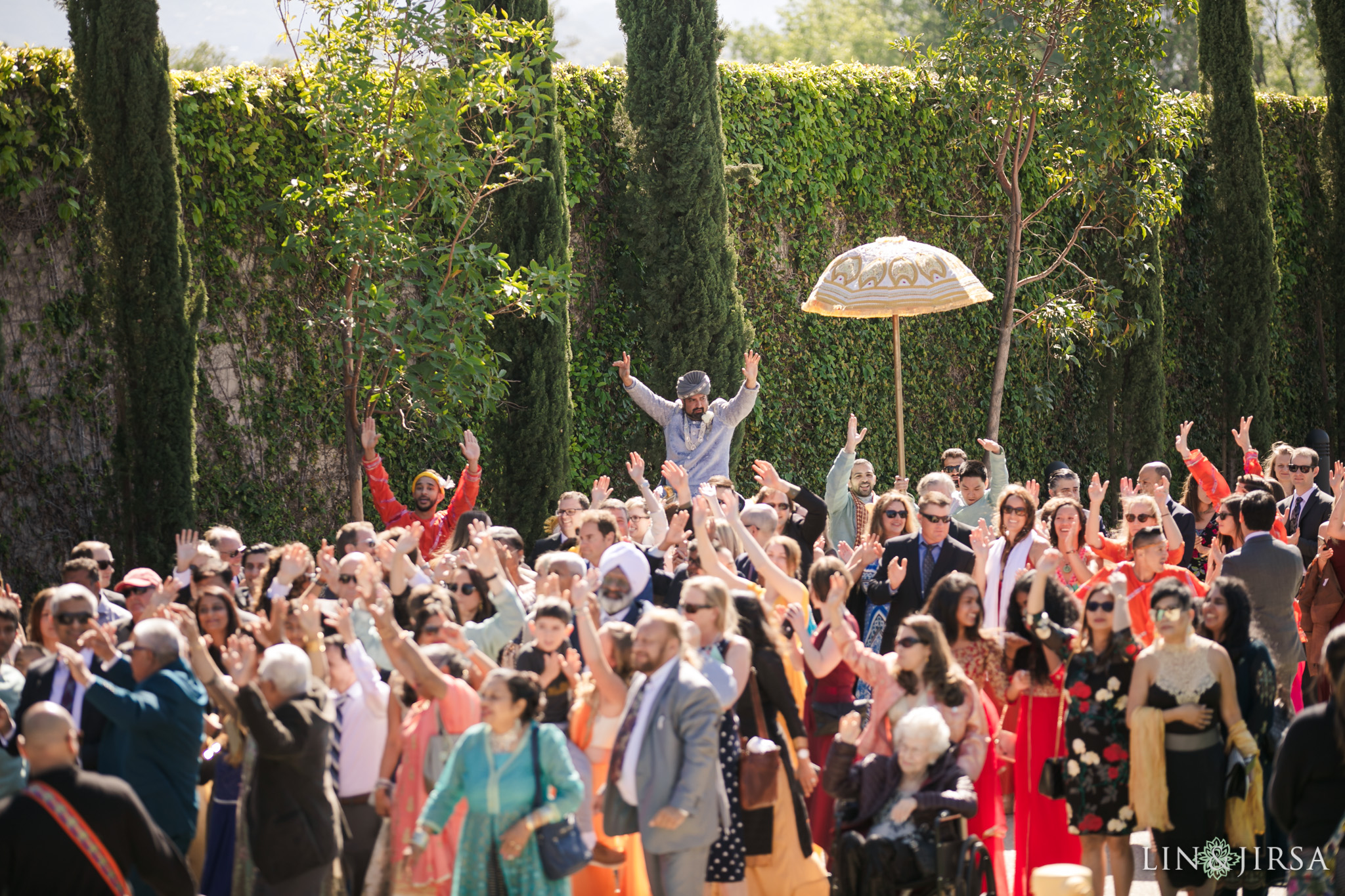14 Four Seasons Westlake Village Indian Wedding Photographer