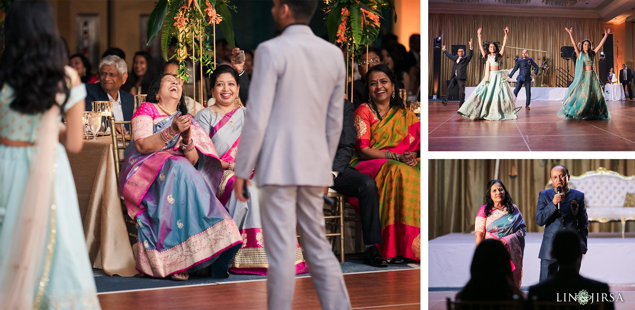 15 Hilton Orlando Florida Indian Wedding Reception Photography