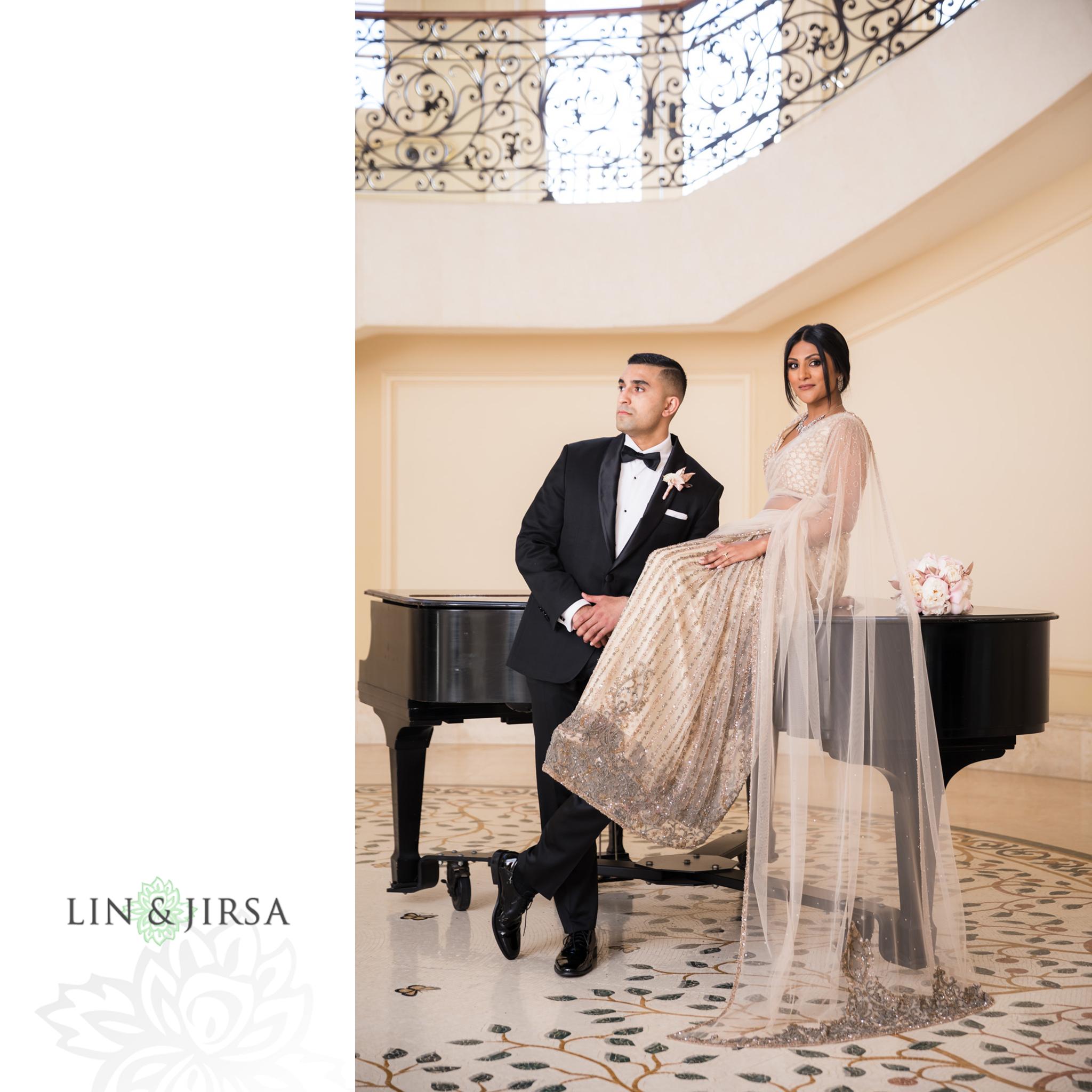 15 Monarch Beach Resort Dana Point Sri Lankan Wedding Photography