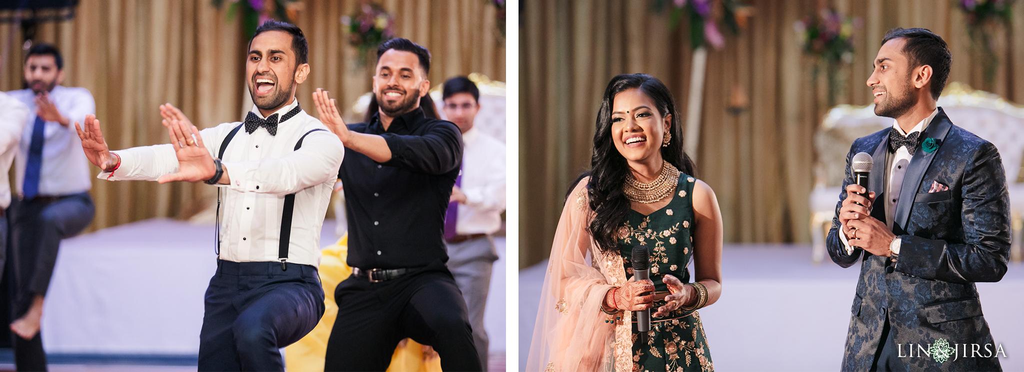 17 Hilton Orlando Florida Indian Wedding Reception Photography