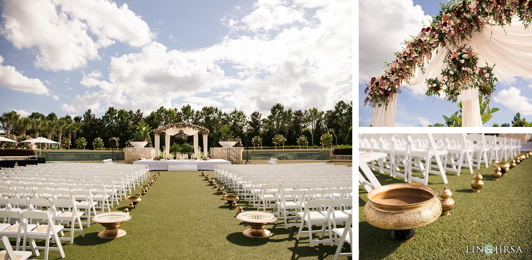 17 The Hilton Orlando Florida Indian Wedding Photography