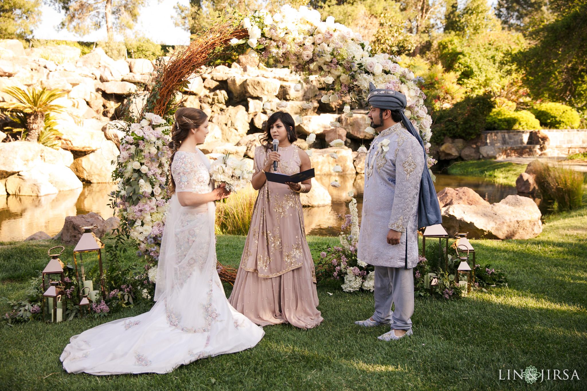 18 Four Seasons Westlake Village Indian Wedding Photographer