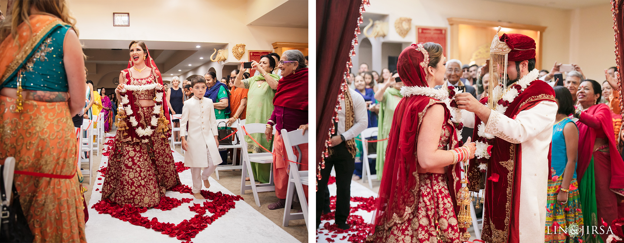 18 Valley Hindu Temple Northridge Indian Wedding Photography